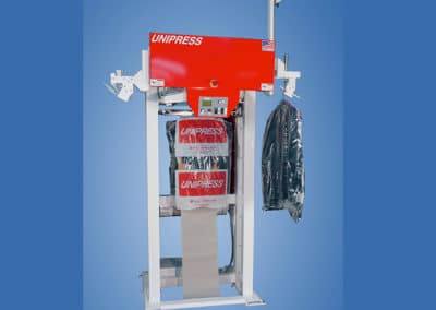 union dry cleaning Automatic Bagger