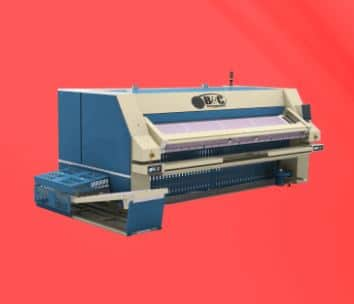 IF Series Commercial Feeder-Ironer-Folder
