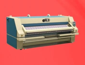 IQ Series Commercial Feeder-Ironer-Primary Folder