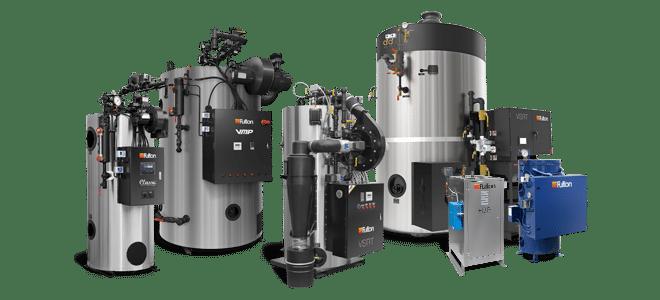 Fulton Steam Boilers