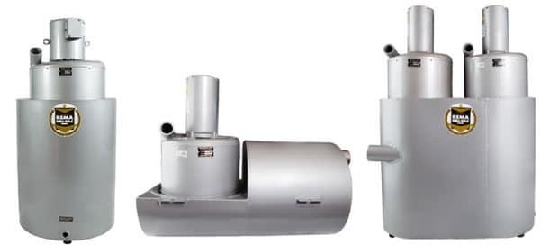 Rema Dri Vac Air Vacuums