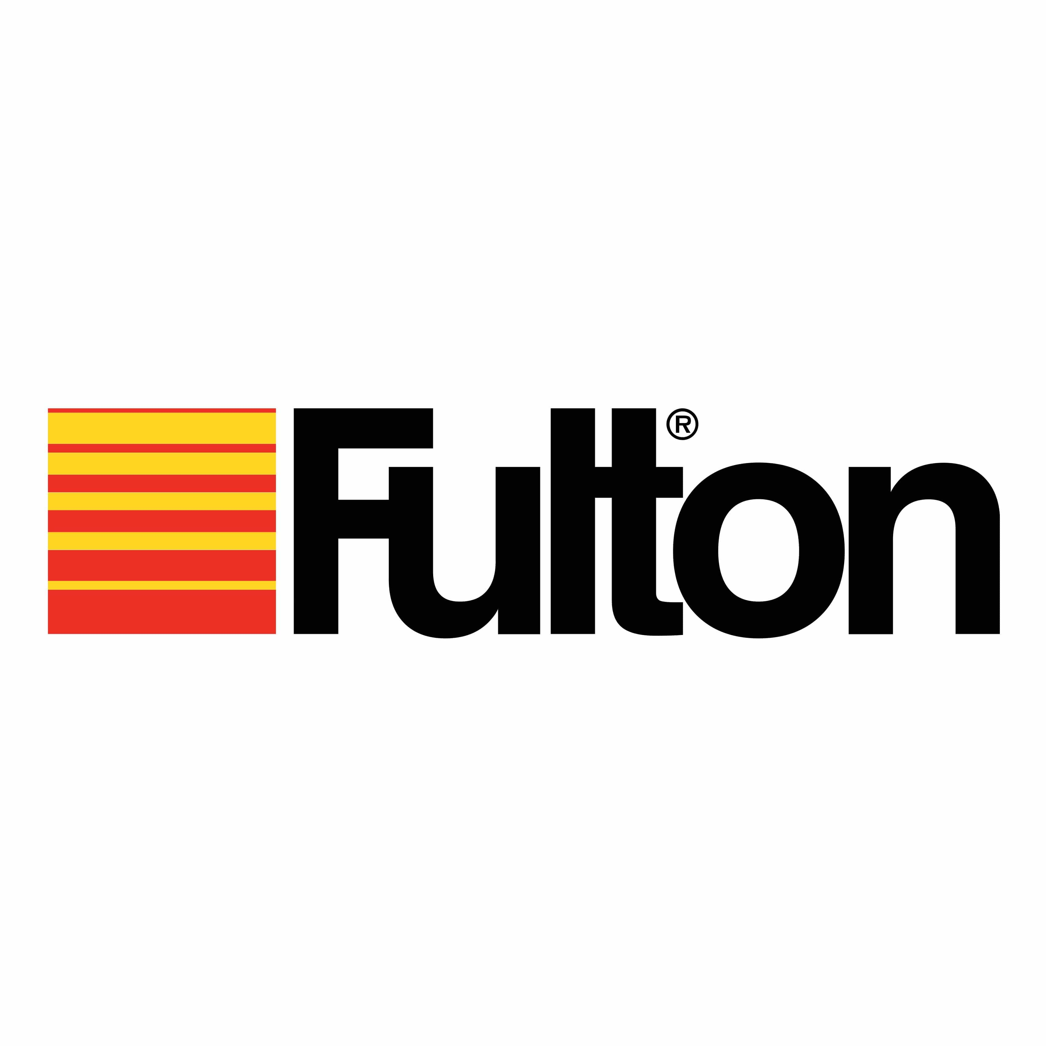 fulton dry cleaning logo