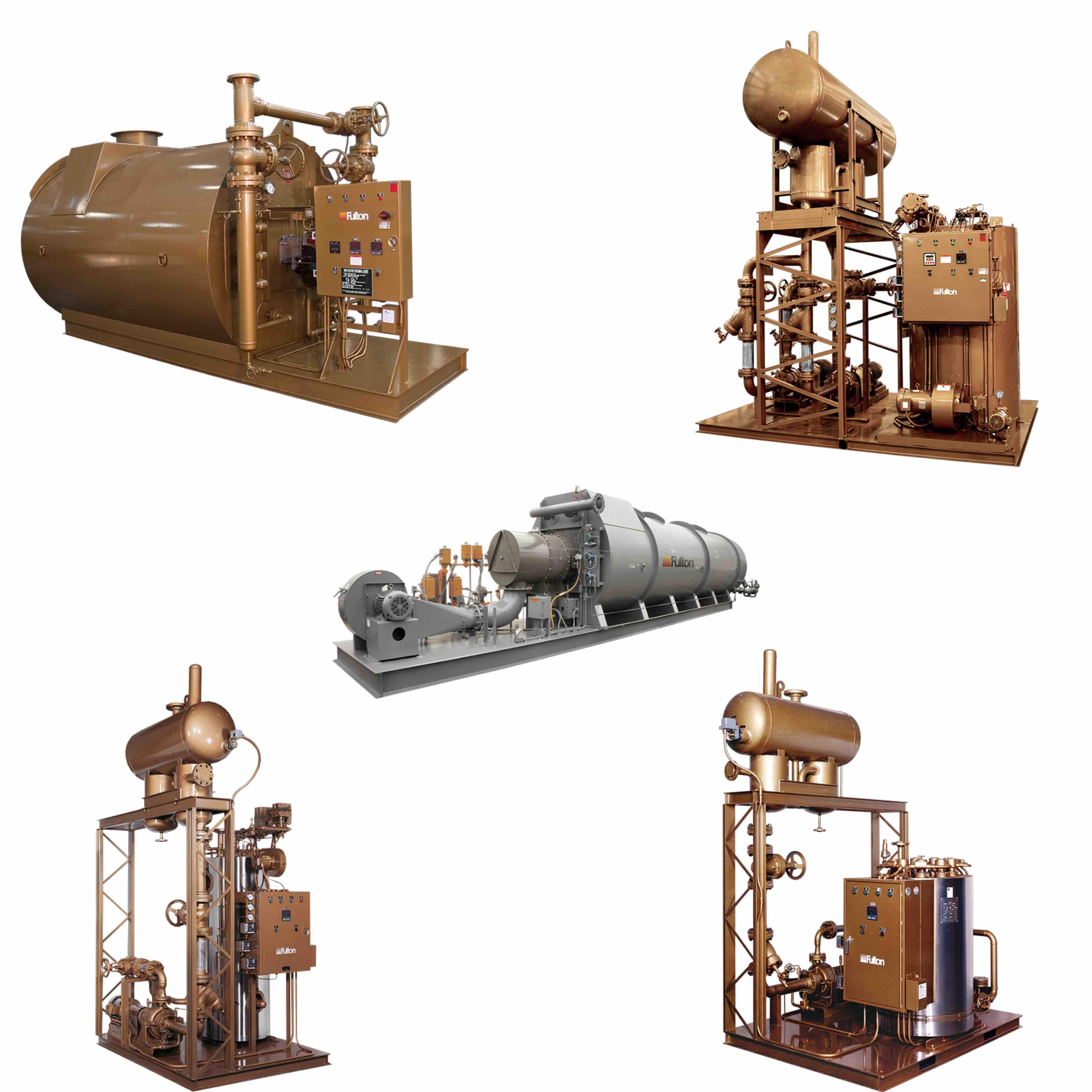 fulton thermal fluid heaters